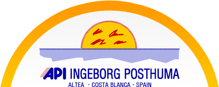 Ingeborg Posthuma REAL ESTATE AGENCY. Altea - Costa Blanca - Spain.